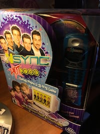 Nsync cell phone toy
