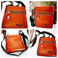POLO DINGZUN Brown Messenger Bag - Cross Shoulder Bag Barrie, L4N 1K7