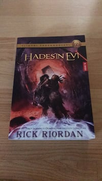 Percy Jackson Hades in Evi İstanbul