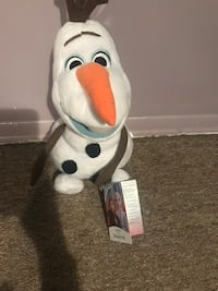 Brand new Olaf toy New York, 11357