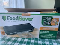 Brand new food saver with seals Montgomery Village, 20886