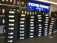 HUGE SALE ON TIRES ⭐WE CARRY ALL MAJOR BRAND AND SIZE ⭐WE FINANCE NO CREDIT NEEDED  San Francisco, 94103