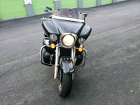 black and gray motor scooter 9 mi