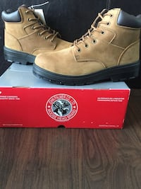Men's John Palmer Co safety boots size 10.5 BNIB Toronto, M5A 4M3