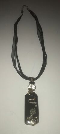 New Real Stone Charm for protection and Necklace just $5 Port Saint Lucie, 34953