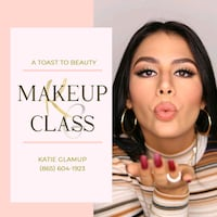 makeup Class en Español Knoxville