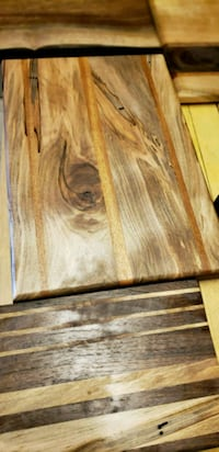 Maple and mahogany cutting boards  Falls Church, 22044