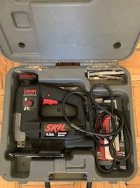 Black and red corded power tool Virginia Beach, 23452
