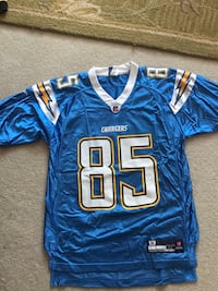 Chargers nfl jersey Herndon, 20171