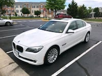 2012 BMW 7 Series Centreville