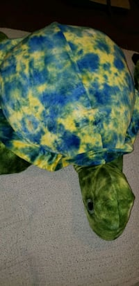Large stuffed turtle Henderson, 89052
