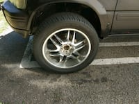 """20"""" Tires and Rims Grimsby, L3M 1N4"""