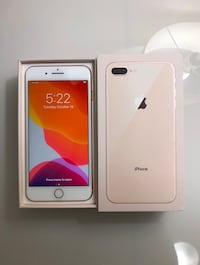 iPhone 8 Plus 64gb- Gold (perfect condition) Richmond Hill, L4C 0C3