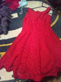 Red sparkly dress South Elgin, 60177