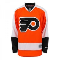 Youth philadelphia flyers reebok authentic jersey no name Dollard-des-Ormeaux, H9A