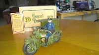 1928 HARLEY DAVIDSON REPLICA PARCEL POST  FOLEY