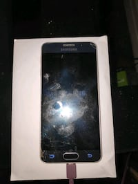 Galaxy A3 Working Cracked screen Kitchener, N2P 1Z7