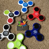 New Canada 150 fidget spinners and keychains Oakville, L6M 3K6