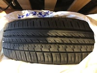 185/65/15 All season tires and rims  Calgary, T3K 4S6