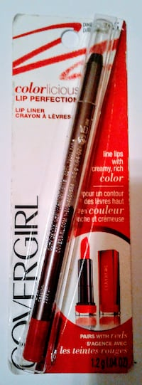 Covergirl Colorlicious Lip Liner Red Cary