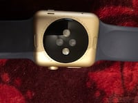 Apple sport watch gold and blue Bakersfield, 93306