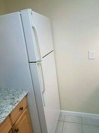 white top-mount refrigerator Falls Church, 22042