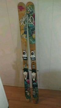 Hipster Skis Aztec, 87410
