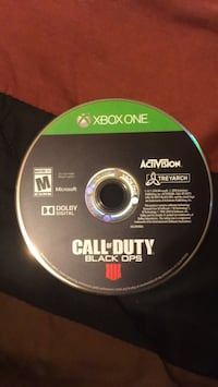 black ops 4...trade for 2k19 and gta Baltimore, 21229
