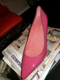Cole haan pink patent leather pointed-toe flats Brampton, L7A 0K8