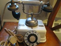 Vintage French Phone     Woonsocket
