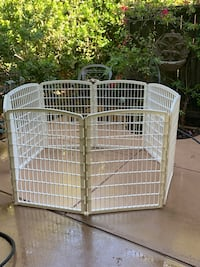 Doggie kennel/crate/fence Fresno, 93730