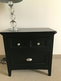 Night Side Table with Drawers Toronto, M1G 2R5