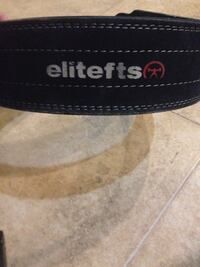 black ElitFTS leather strap Fort Myers, 33905