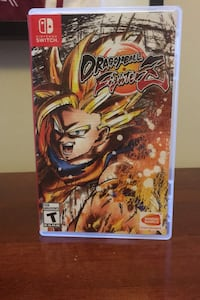 DragonBall FighterZ for Nintendo Switch Milton, L9T 0A7