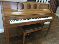 Piano, price negotiable. This item is located in Mississauga  Barrie, L4N