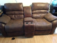 Leather couch for sale West Palm Beach, 33407