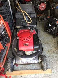Honda Lawnmower commercial  Highland, 92346