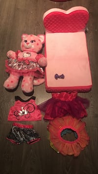 Scented and Talking Build a Bear