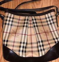 Authentic Burberry Crossbody Purse  Dearborn Heights, 48127