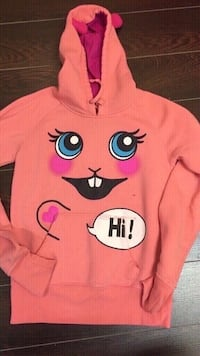 Girls hoodie size medium 10/12 youth Vaughan, L4L 6A9