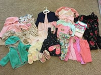 6 month baby girl clothes