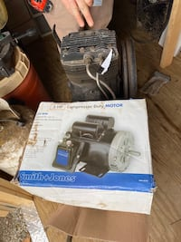 Compressor Motor (3 phase) Smith & Duly