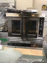 Commercial Charbroiler in Good Condition  Olney