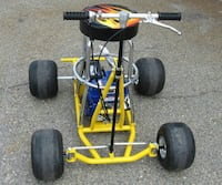 yellow and black motorized ride-on toy Elyria, 44035