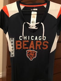 Chicago Bears Women's Top The Colony, 75056