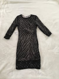 New Black sequin dress size s Duluth, 30096