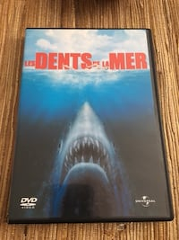 LES DENTS DE LA MER DVD Paris, 75015