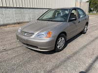2001 Honda Civic New Albany