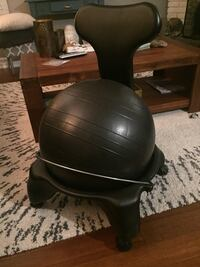Gaiam Balance Ball Chair Burlington, L7R 1V2