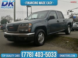 2006 GMC Canyon SLE1,